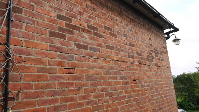 Bowed Brick Wall Archives Stablwall