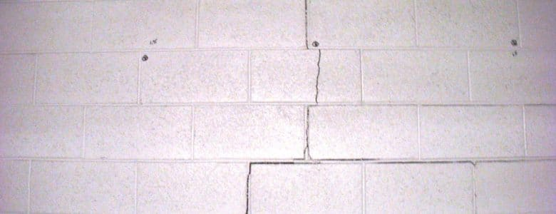 cracking walls